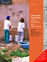 Community Psychology : Linking Individuals and Communities (English) 3rd Edition