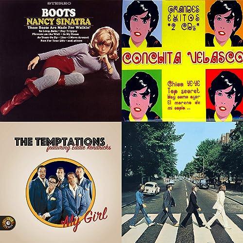 50 hits de los años 60