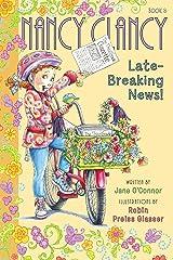 Fancy Nancy: Nancy Clancy, Late-Breaking News! Kindle Edition
