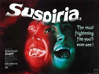 Suspiria (1977) Movie Poster 24x36