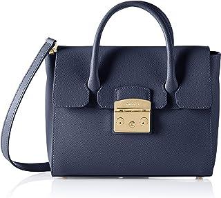 a1c67dabc FURLA Women's Metropolis S Satchel Shoulder Bag