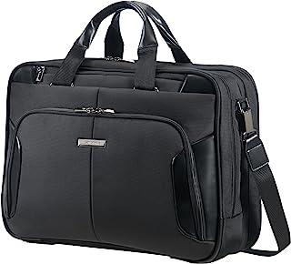 "SAMSONITE BAILHANDLE 3C 15.6"" EXP (BLACK) -XBR Hand Luggage, 47 cm, Black"