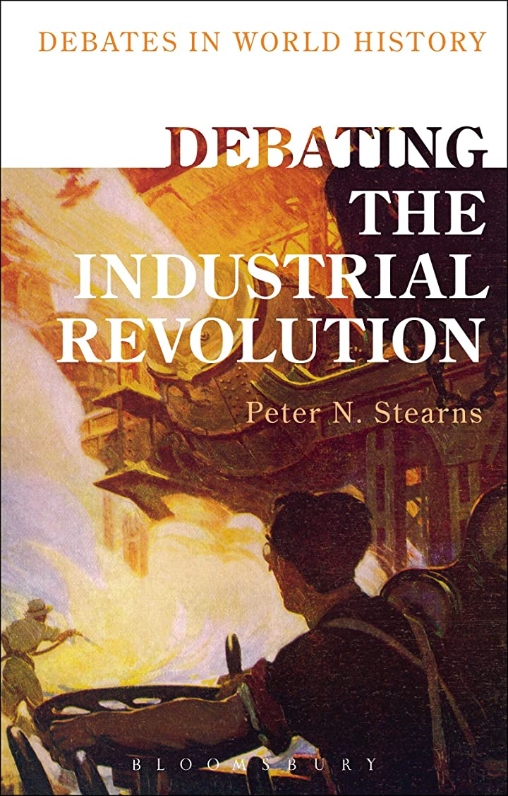 やりがいのある資源長老Debating the Industrial Revolution (Debates in World History) (English Edition)