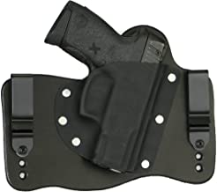 FoxX Holsters Taurus Millenium G2C in The Waistband Hybrid Holster Tuckable, Concealed Carry Gun Holster
