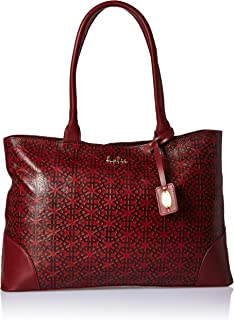 Holii Isfahan Women's Tote Bag (Dark Red)