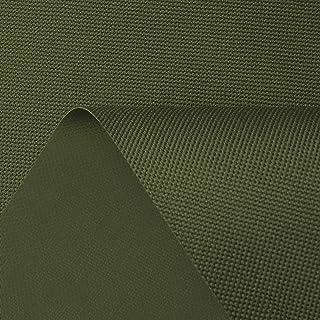www.aktivstoffe.de 9,98€/m Breaker Wasser dicht - Oxford Polyester Stoff mit Beschichtung - Winddicht, wasserdicht, beschichtet - Segeltuch per 0,5m, Khaki