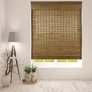 Arlo Blinds Dali Native Cordless Bamboo Shades Blinds - Size: 39