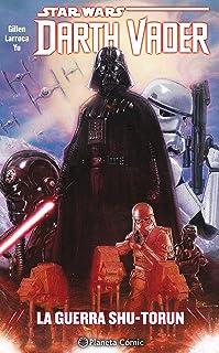 Star Wars Darth Vader (tomo recopilatorio) nº 03/04: La guerra Shu-Torun (Star Wars: Recopilatorios Marvel)