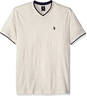 U.S. Polo Assn. Men's Short Sleeve Solid Classic Fit...