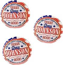 Best gary johnson button Reviews