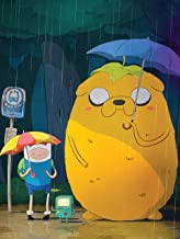 Adventure Time - with Finn & Jake Poster Standard Size 18×24 inches