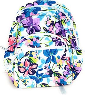 Vera Bradley Essential Backpack Marian Floral Quilted Cotton