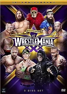 WWE: Wrestlemania 30 (DVD)