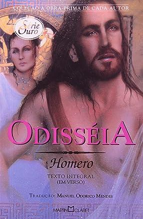 Odisséia - Col. A Obra-Prima De Cada Autor - Série Ouro 15