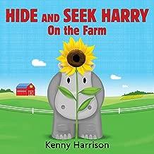 إخفاء وSeek Harry في المزرعة