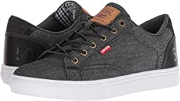 1844e871d6 Levis shoes baxter suede black