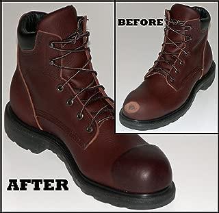 WORK BOOT DOCTOR leather repair/protection kit - dark brown