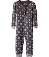 P.J. Salvage Kids - Snow Flake Romper (Infant)