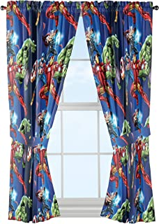 Best comic book curtains Reviews