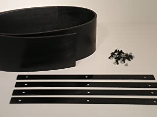 fisher plow rubber deflector