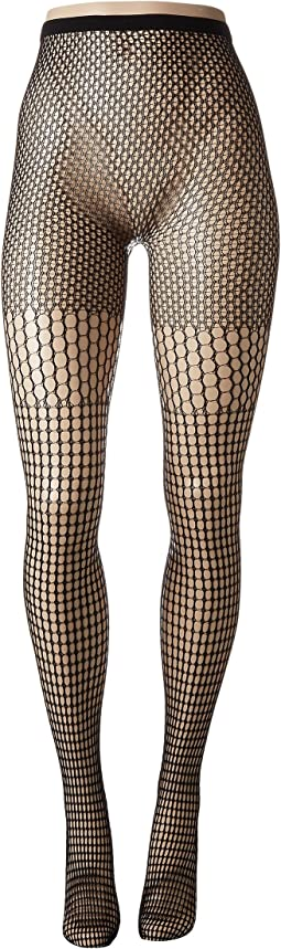 Square Net Tights