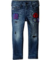 True Religion Kids - Rocco Jeans in Decoded Wash (Toddler/Little Kids)