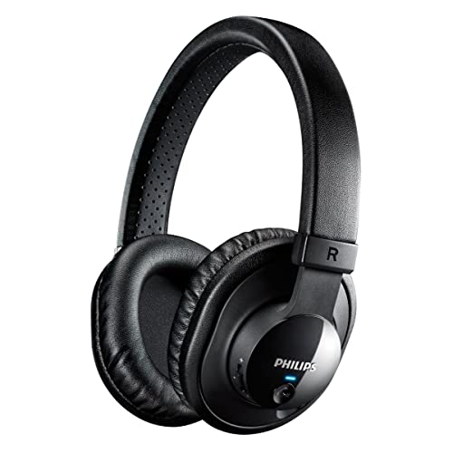 Philips SHB7150FB/00 Casque audio Bluetooth avec Microphone Bluetooth NFC Noir