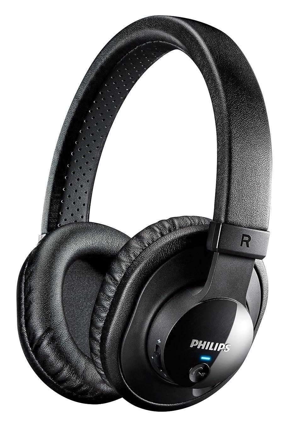 因子装備する報復するPHILIPS Bluetooth対応 2WAY ヘッドホン SHB7150FB