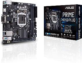 ASUS Prime H310I-PLUS R2.0 - Placa Base Mini-ITX Intel de 8a y 9a Gen. LGA1151 con DDR4 2666MHz,Soporte M.2 M Key y E Key, HDMI, SATA 6Gbps y USB 3.1 Gen1