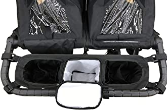 Best Double Stroller Organizer for Bob Duallie and Baby Jogger City Mini GT Review