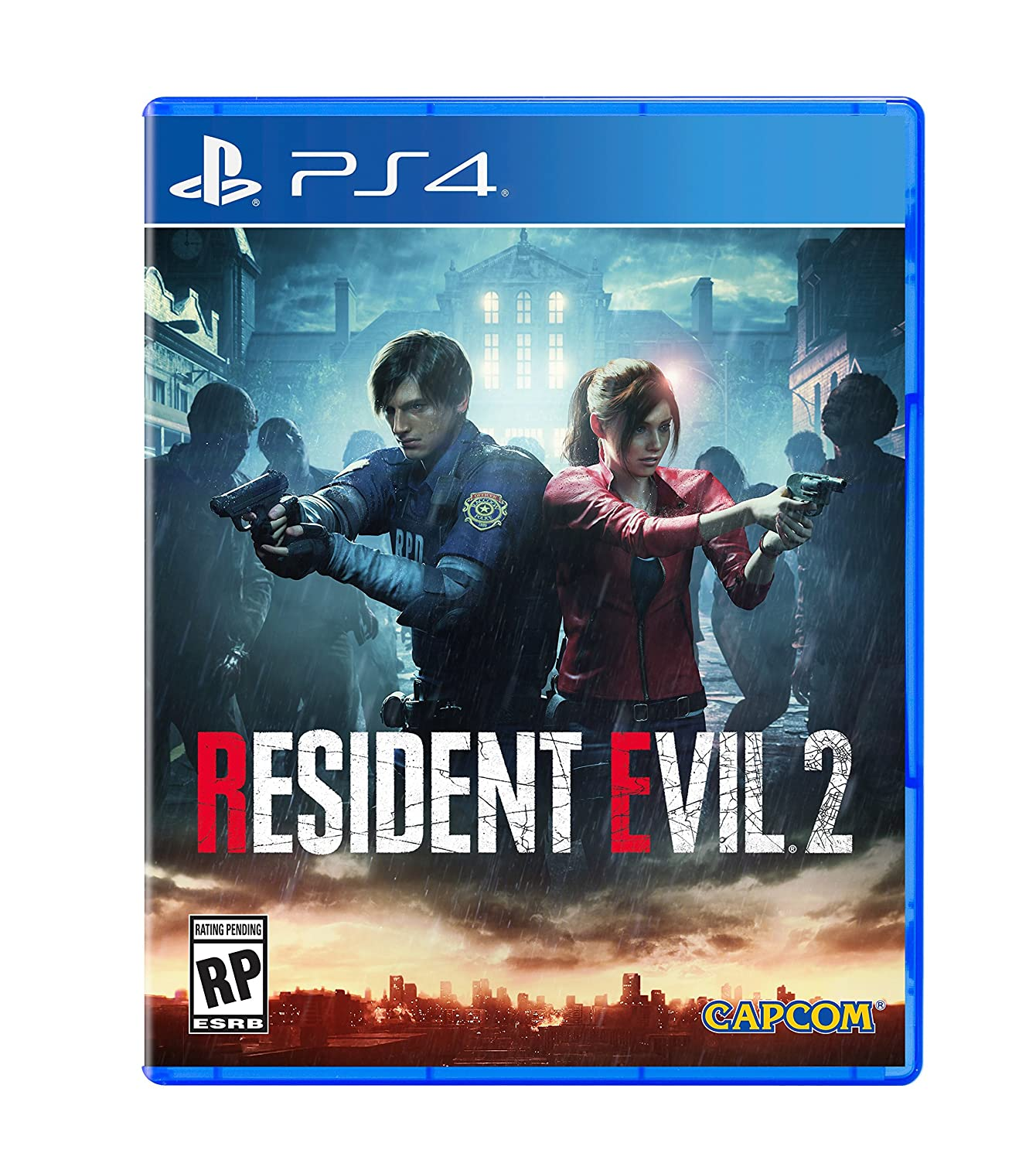 Resident Evil 2 - 4 Standard 2021new shipping 2021 autumn and winter new free Edition PlayStation