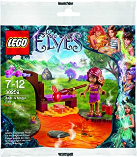 LEGO Elves: Azari's Magic Fuego Establecer 30259