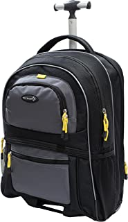 TPRC 19 Inch Backpack, Black