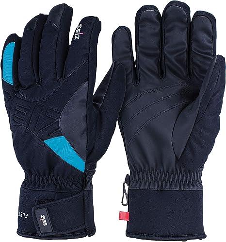 Seiz Flexible Handschuhe Outdoor Gloves Ski Winter Fingerhandschuhe WGL0001001