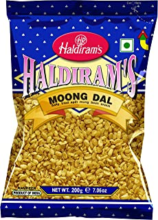 Haldirams Moong Dal - 200 gm