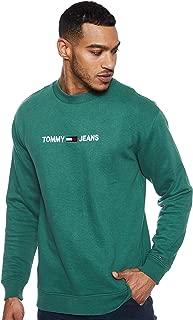 Tommy Hilfiger sweatshirt for men in Hunter Green, Size:XL