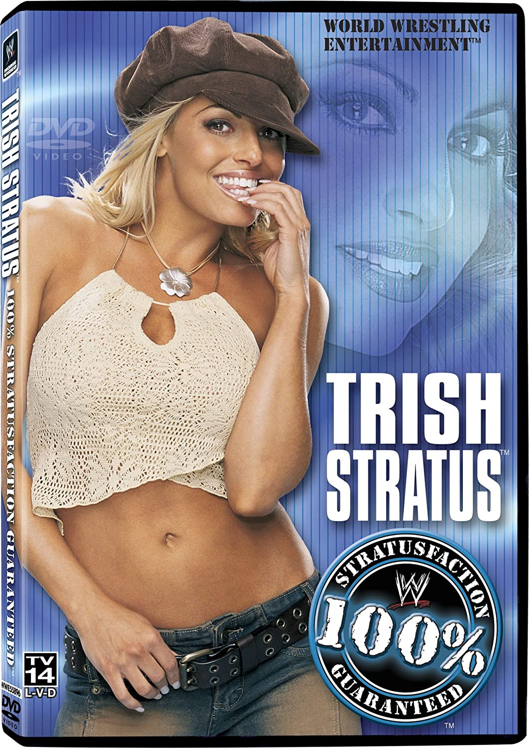 WWE: Reservation Trish Stratus - Guaranteed Stratusfaction Al sold out. 100%
