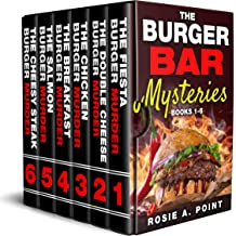 The Burger Bar Mysteries Box Set