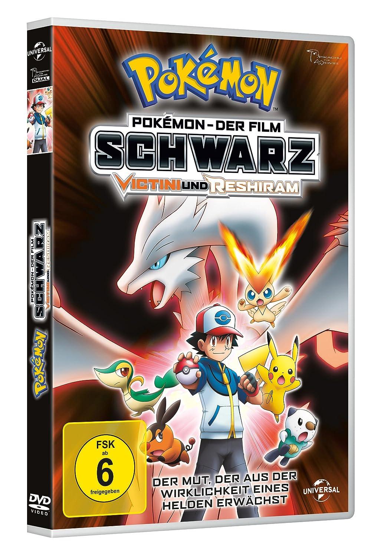 Pokémon - Der Film: Schwarz - Victini und Reshiram: Amazon.de: Kunihiko  Yuyama: DVD & Blu-ray