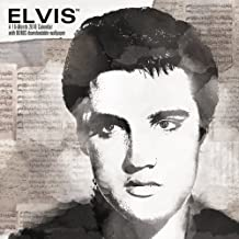 Elvis Presley Wall Calendar (2016)