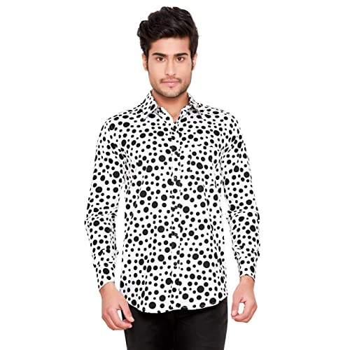 Global Rang Printed Casual Shirt