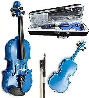 SKY Children's Violin, 1/10 - blue