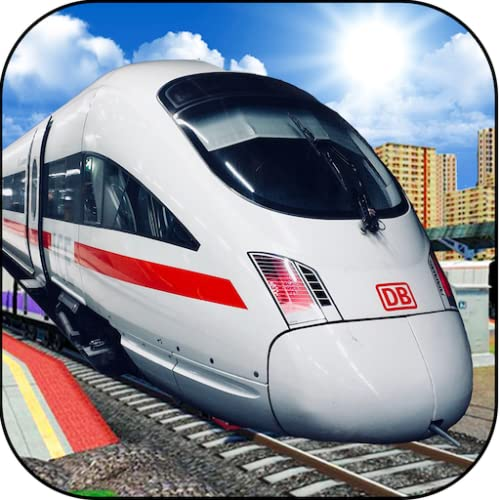 New City Train Simulator 3D - Public Transporter Train Racing Game 2018