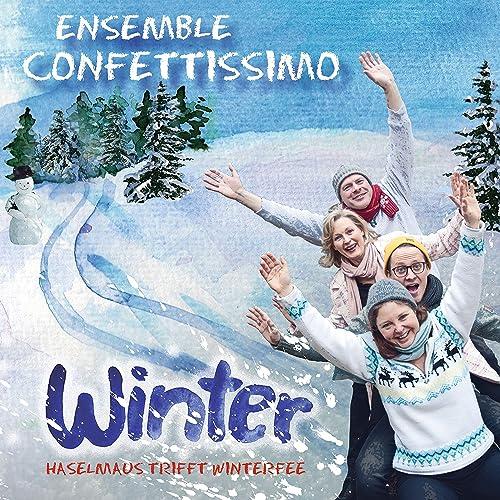 Winter - Haselmaus trifft Winterfee