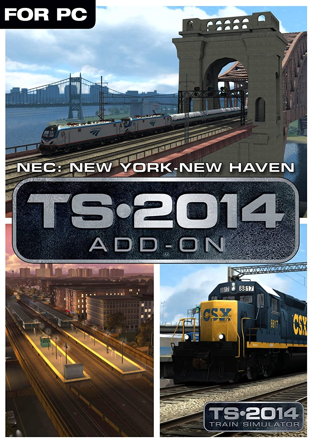 NEC: Finally resale start New York-New Direct store Haven Route Online Code Add-On Game