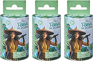 Raya and the Last Dragon Small Doll Blind Bag Three Pack of Randomized Figures