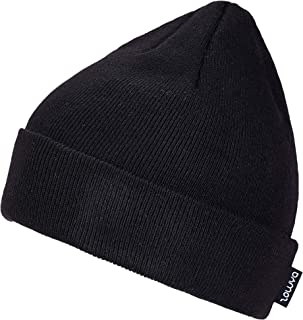 Winter Warm Knit Cuff Beanie - Skull Cap Ski Cap - Daily Beanie for Men & Women