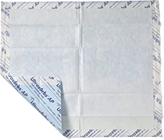 Medline Ultrasorbs AP Drypads, Super Absorbent Disposable Underpad, 30 x 36 inches, 10 Count (Pack of 4), Great for use as Bed pad Protector, Furniture Protection, Incontinence Care