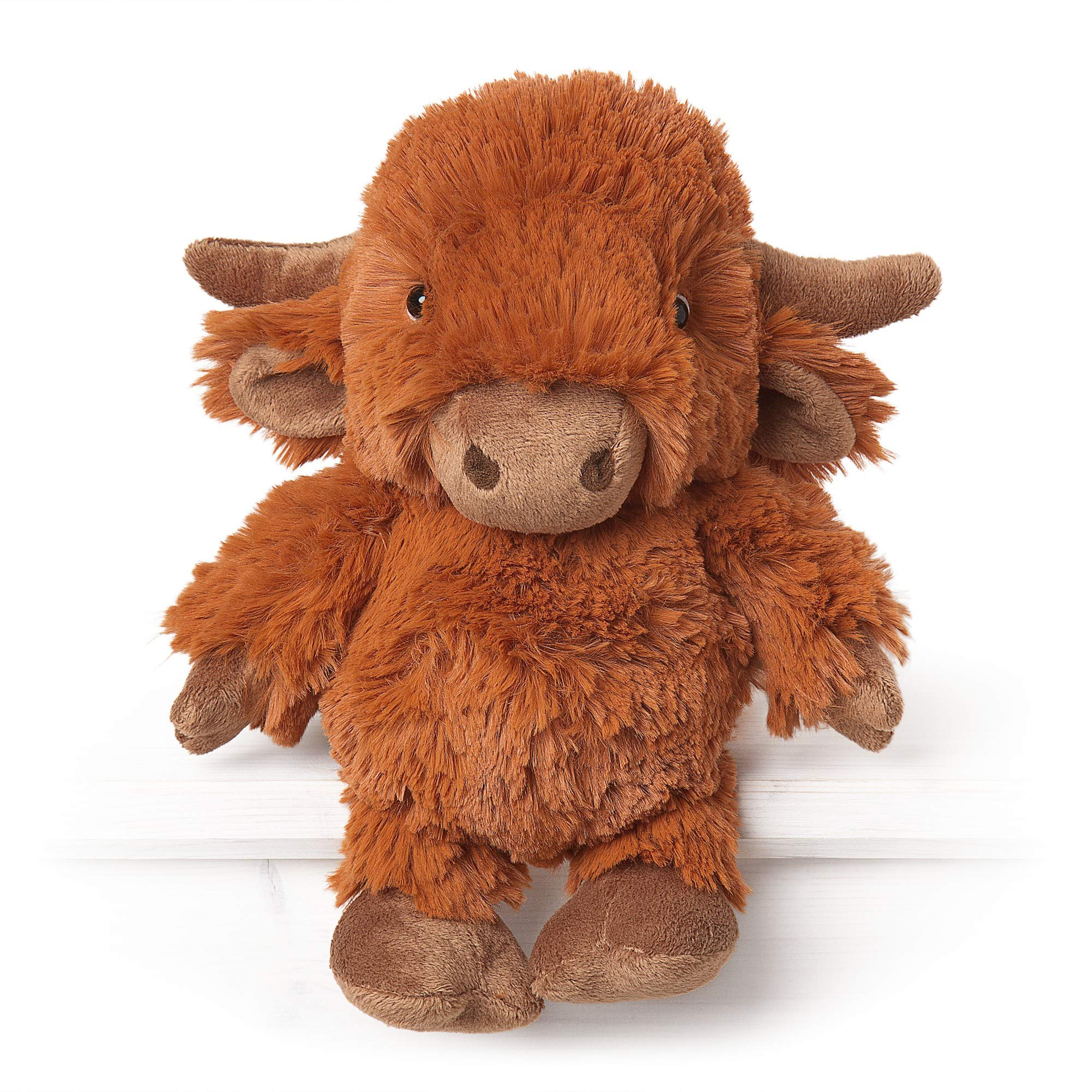 All Creatures AP6QF009 All Hamish The Highland - Peluche de Vaca (tamaño Mediano): Amazon.es: Juguetes y juegos