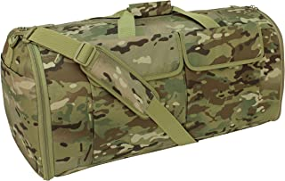 Code Alpha Hybrid Garment Duffel Bag, Multicam